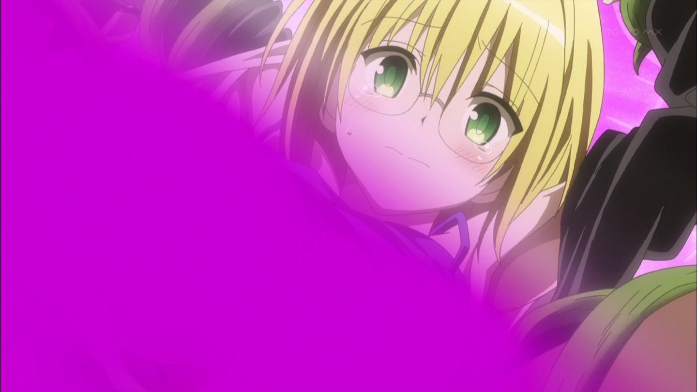 『To LOVEる-とらぶる- ダークネス』第11話・・・白・黒に続いて紫色規制きたか・・・ 親子丼最高や