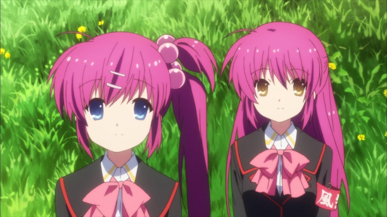 『リトルバスターズ!』第18話・・・いい話だった、やはり双子姉妹は仲良くしてないとね、そしてついにはるちん私服でたな!