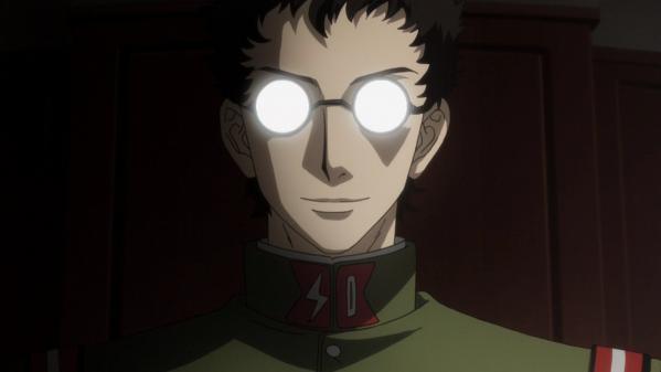 『THE UNLIMITED 兵部京介』第7話・・・過去回!糸目・丸メガネ・そしてメガネを光らせる奴・・・どう見てもw
