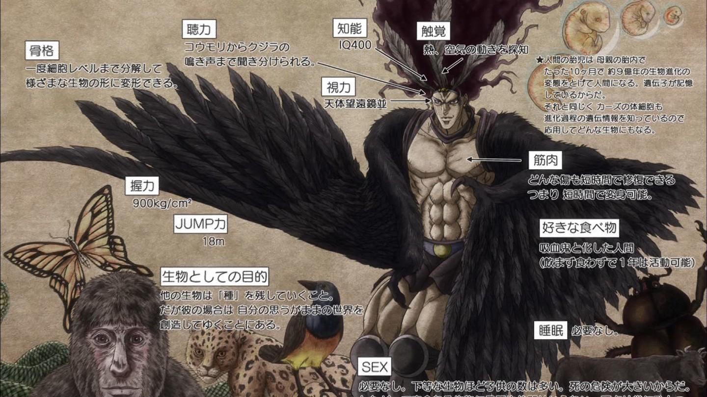 『ジョジョの奇妙な冒険』第25話・・・シュト様やっぱりかっこええええ! 究極生物カーズ←SEX必要なし!