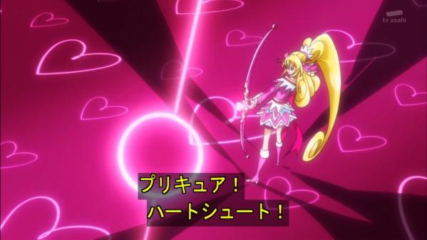 『ドキドキ!プリキュア』第11話・・・ついに新必殺技きたな! 来週の金髪美少女はだれなんだ・・・・
