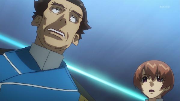 『銀河機攻隊 マジェスティックプリンス』第7話・・・安定の無能指揮官! 来週はガッツリ戦闘っぽいな