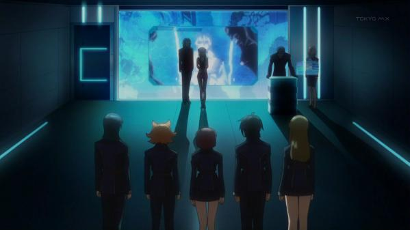 『銀河機攻隊 マジェスティックプリンス』第9話・・・ついに秘密が明らかに! 戦闘なくとも面白かったな