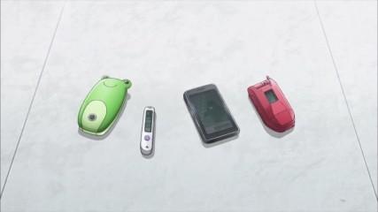 中国人「アニメ見て思った…日本の携帯電話は遅れている」