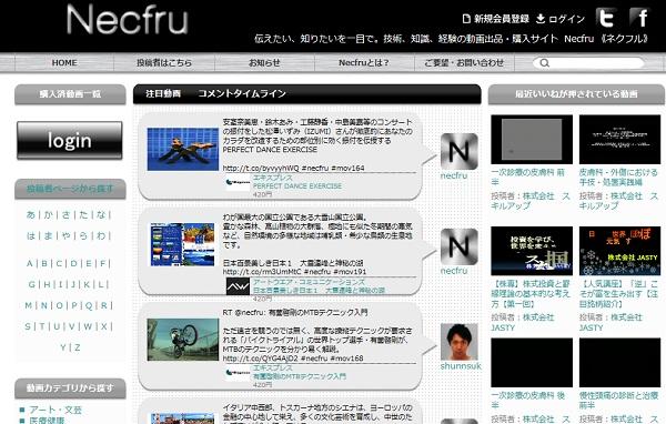 """動画出品サイト「Necfru」で JASRAC楽曲を""""歌ってみた/演奏してみた""""動画を販売可能に"""