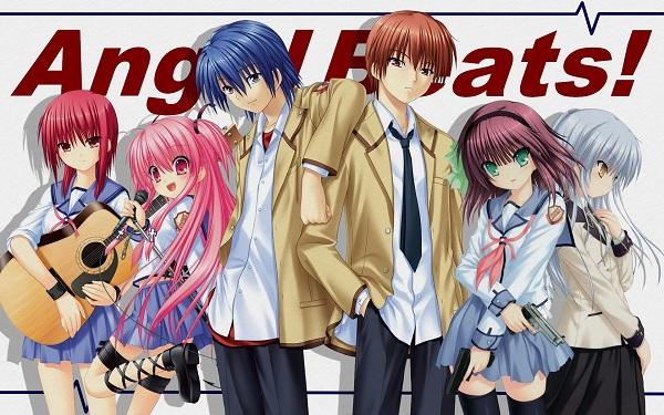 『Angel Beats!』ニコ生で7月22日に一挙放送決定! MXといい一気にきたな
