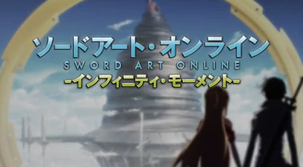 PSP『ソードアート・オンライン』 ティザーPV公開!