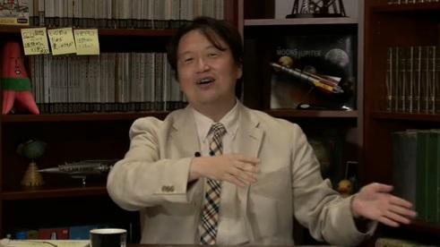 オタキングこと岡田斗司夫の『おおかみこども』批評 「僕はあまり好きではない、でもヒットはするしいい映画だなと思ったのは事実 」