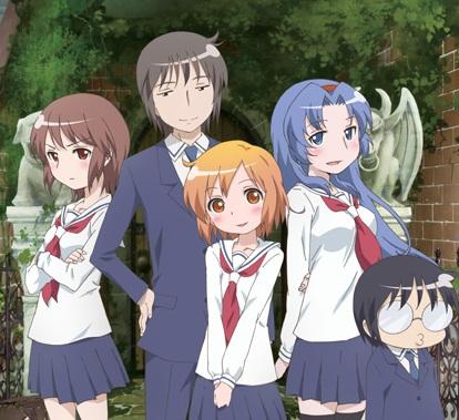 えのきづ『琴浦さん』 TVアニメ化決定! 監督:太田雅彦、脚本:あおしまたかし