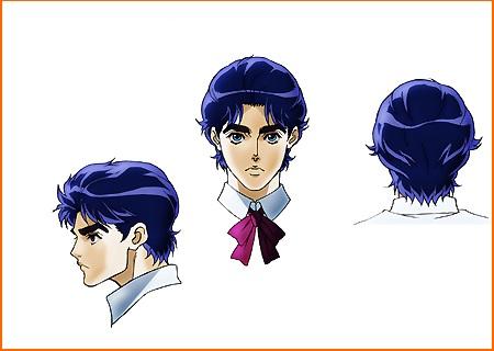 アニメ『ジョジョの奇妙な冒険』少年期のジョジョ、ディオ、エリナなどキャラ設定画公開
