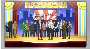 アニメ「宇宙兄弟」 原作者の小山宙哉さんが声優に初挑戦!