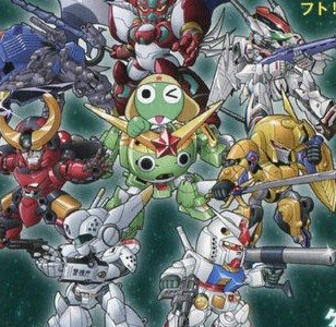 DL専用『スーパーロボット大戦Operation Extend』PSPで今夏より配信予定! ケロロ軍曹、ゾイド、パトレイバーが初参戦!