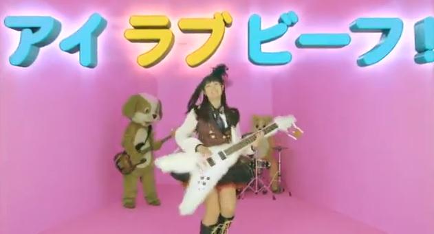 声優の竹達彩奈さん「ライスとぅミートゅー」ミュージックビデオ公開! どんだけ肉好きなんだよwwww