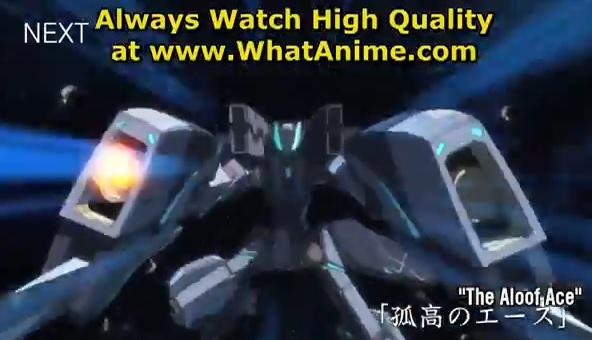 『銀河機攻隊マジェスティックプリンス』13話からアッシュ新型機が登場!