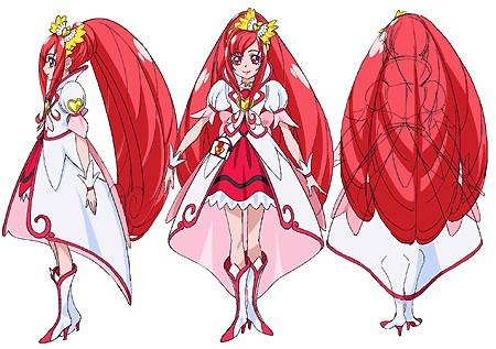 『ドキドキ!プリキュア』「キュアエース」の声を釘宮理恵さんが担当!