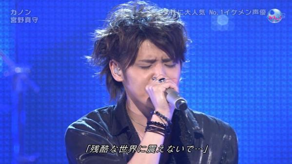 NHK『MUSIC JAPAN』に宮野真守さんが出演!  「女性に大人気、No1イケメン声優」