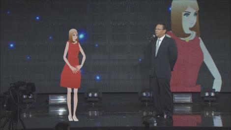 フジテレビがデジタルアナウンサー・杏梨ルネの開発&採用を発表 すでに番組MCも決定