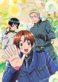 『ヘタリア Axis Powers』 アニメ5期決定!