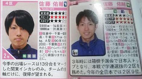 2013年度箱根駅伝往路第3区日本大学佐藤選手のためのりっちゃん隊応援団が凄い・・・