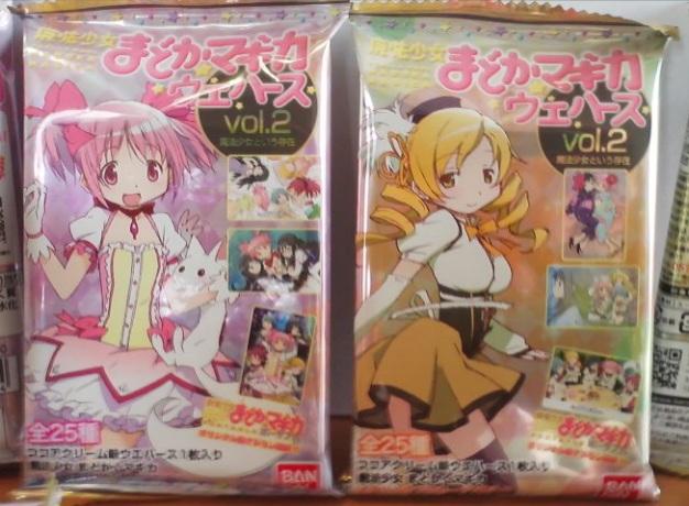 『まどか☆マギカ ウエハース』第3弾発売決定! 初のオリジナル描き起しイラストが収録!
