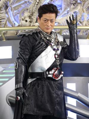 劇場版仮面ライダーウィザードに陣内孝則(54)が出演!史上最年長ライダーに!