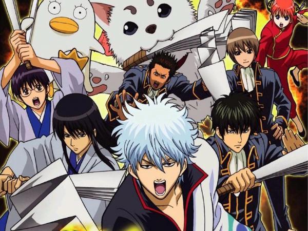 『銀魂』映画第二弾キタ――(°∀°)―――!!!  TVアニメも10月4日、毎週木曜夕方6時より再開!