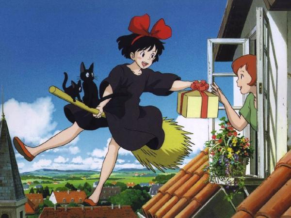 実写版「魔女の宅急便」キキの写真を初お披露目!来春に全国公開