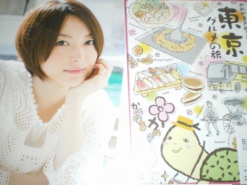 花澤香菜さんライブハンプフレットに載っている 『IS』シャル絵・・・これが2期絵になるのか?
