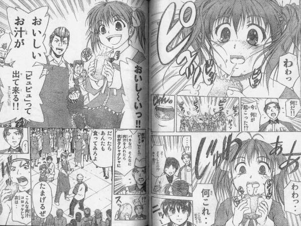 中国オタク「料理の参考になる日本のアニメ・漫画作品を求む」