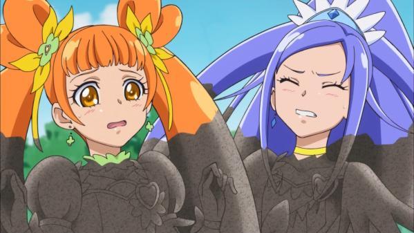 『ドキドキ!プリキュア』第17話・・・おかしいですよレジーナさん! 岡田がイケメンな上に強かったなんて・・・