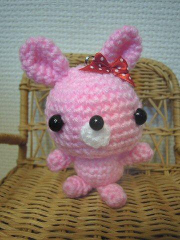 ピンクうさぎDSCN4054