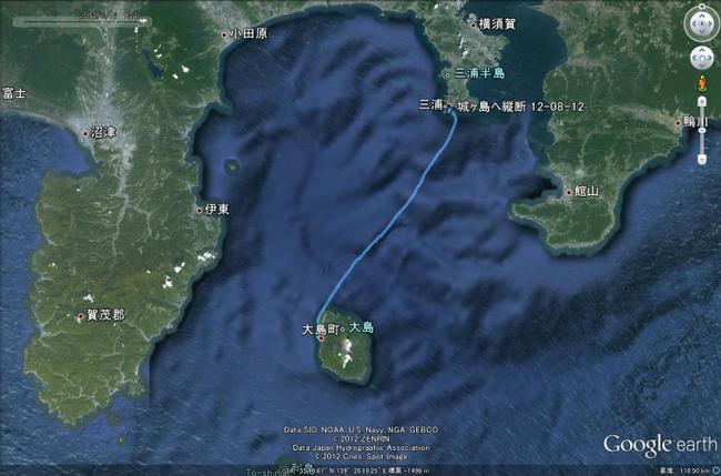google 城ケ島