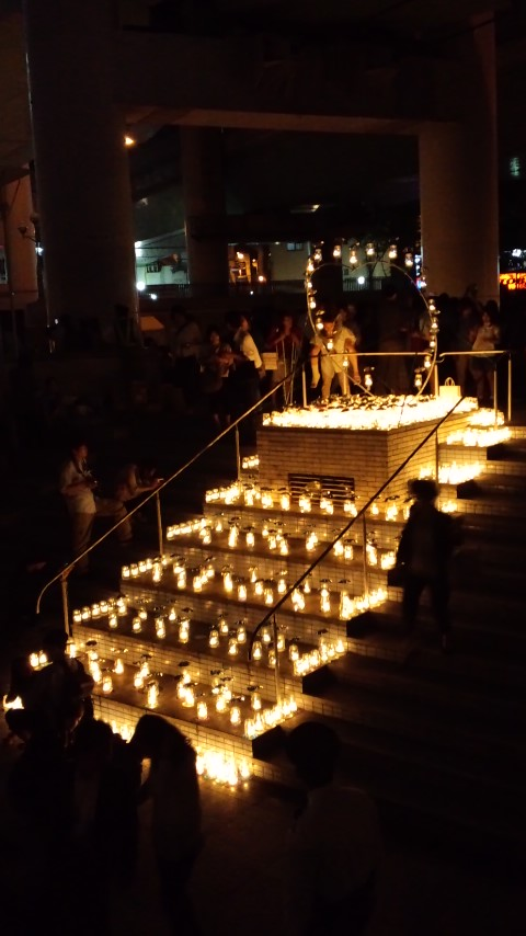 candle night2012