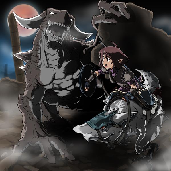 ドラゴン&ライダー