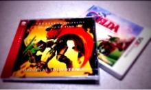 $我~GA~日記 SUN-ゼルダの伝説時のオカリナOST-CD