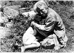 blog 映画「原爆の子」の一場面=近代映画協会提供