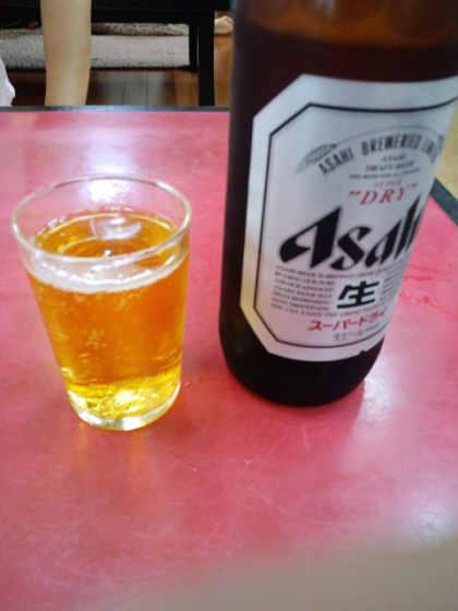 悟空館ビール120722