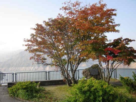 田子倉湖121022b