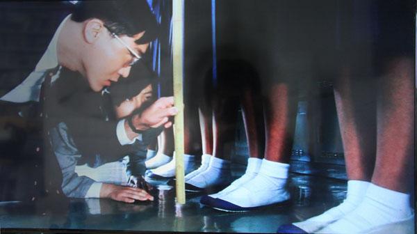 ぼくらの七日間戦争 服装検査 スカート セーラー服 女子中学生