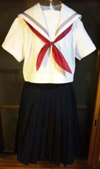 赤線 夏セーラー服
