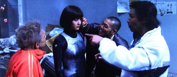 僕の彼女はサイボーグ 綾瀬はるか アンドロイド ロボット