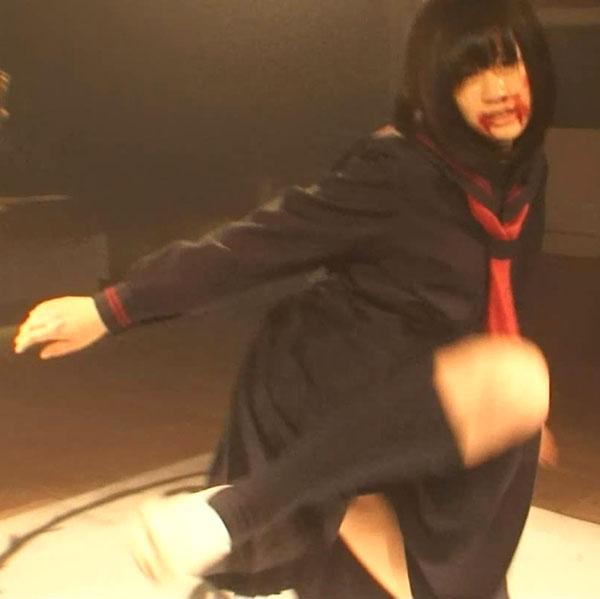 前田敦子 AKB48 セーラー服 マジすか学園