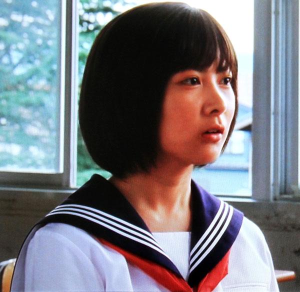 谷村美月 おにいちゃんのハナビ セーラー服