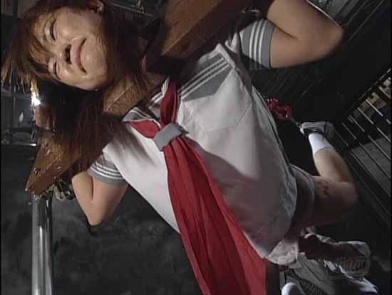 聖女牝儀式 拷問系 2 桐島ゆうか セーラー服 SM AV