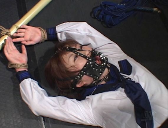 奴隷通信 No.34 SM栄ゆめ鞭蝋燭緊縛拘束