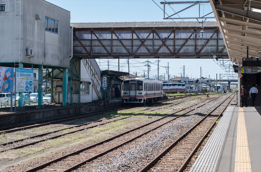 関東鉄道03下館駅05