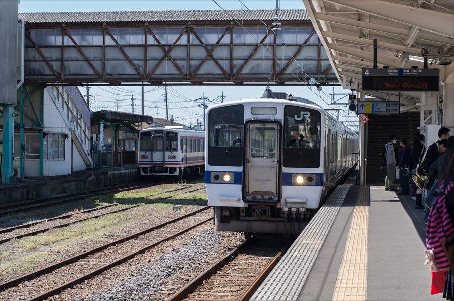 下館駅JR41501