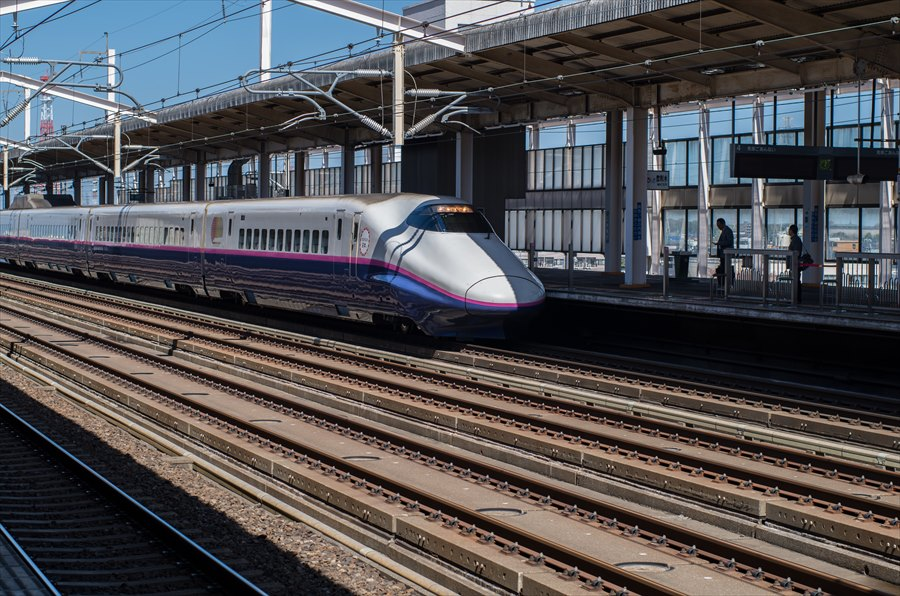 新幹線小山駅01