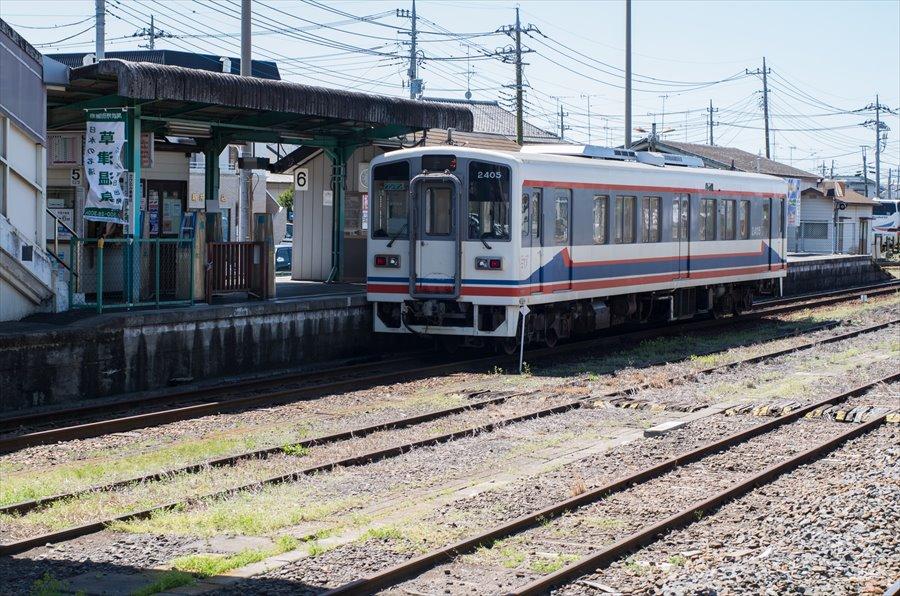関東鉄道01下館駅02