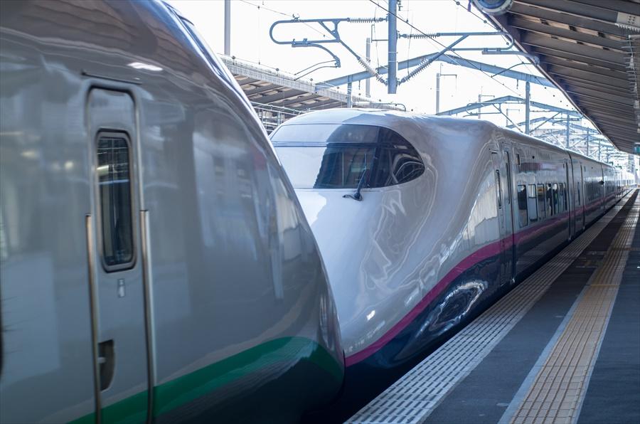 新幹線宇都宮つばさ仙台行き06